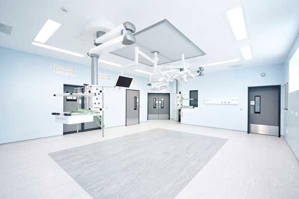حفاظت از محیط بیمارستان