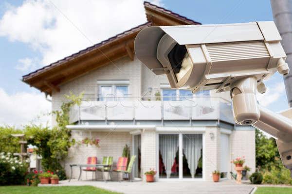 دوربین مدار بسته بیرون از خانه