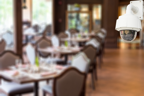 8 دلیل مهم برای استفاده از دوربین مدار بسته در رستوران