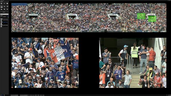 دلایل استفاده از دوربین مدار بسته در استادیوم های بزرگ و کوچک