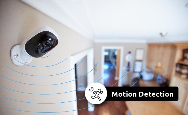راهنمای کامل و جامع در مورد خرید دوربین مدار بسته با قابلیت تشخیص حرکت