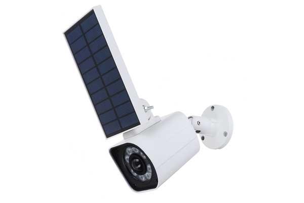 دوربین مدار بسته با پنل خورشیدی