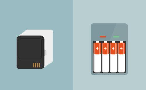 دوربین با باتری قابل شارژ : اطلاعات و نکاتی که باید در مورد این دوربین ها بدانید