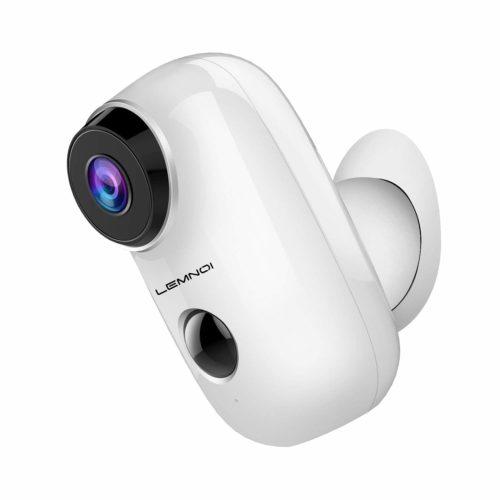 دوربین های امنیتی قابل شارژ
