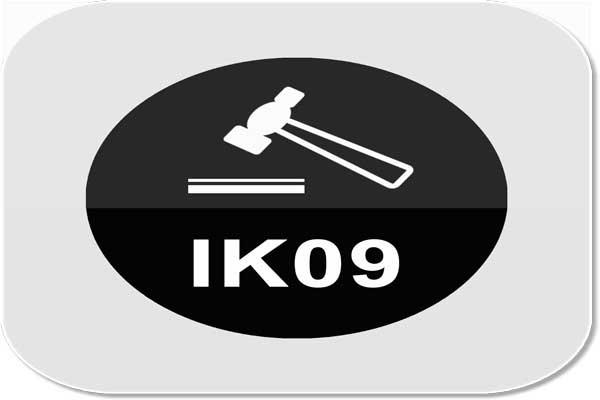 استاندارد IK در دوربین مدار بسته