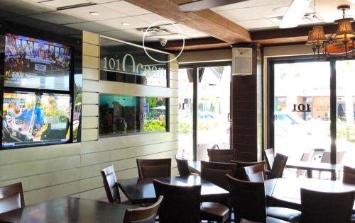 نصب دوربین مدار بسته در رستوران