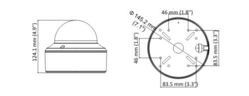 دوربین های مدار بسته 2 مگاپیکسل