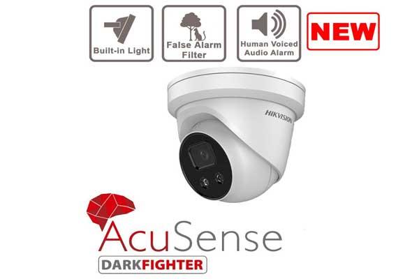 دوربین های مدار بسته AcuSense