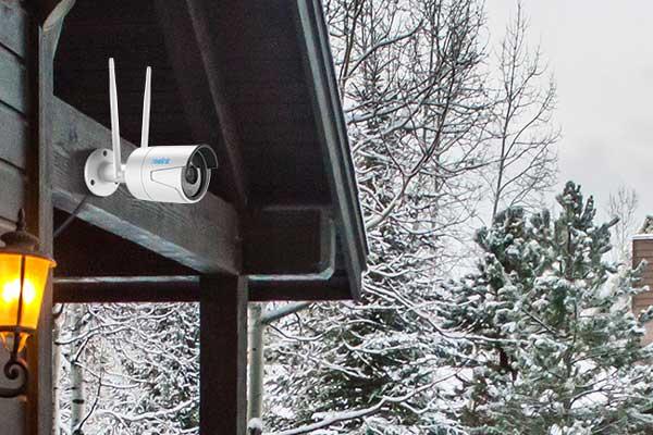 دوربین برای آب و هوای سرد
