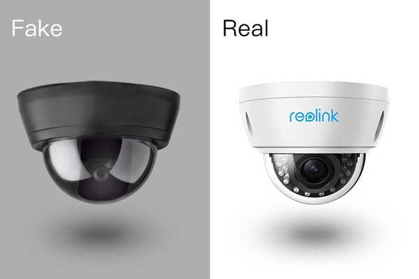 دوربین مدار بسته تقلبی و دوربین اصل چه تفاوت هایی با یکدیگر دارند؟