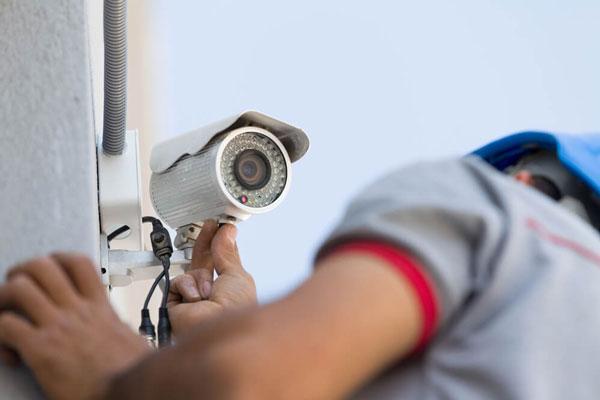نصب دوربین های امنیتی