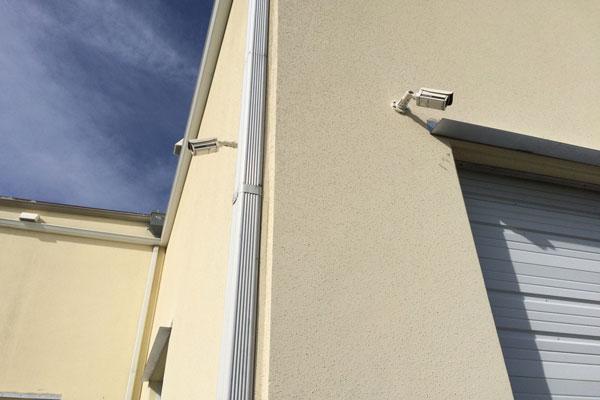 نصب دوربین در فضای باز