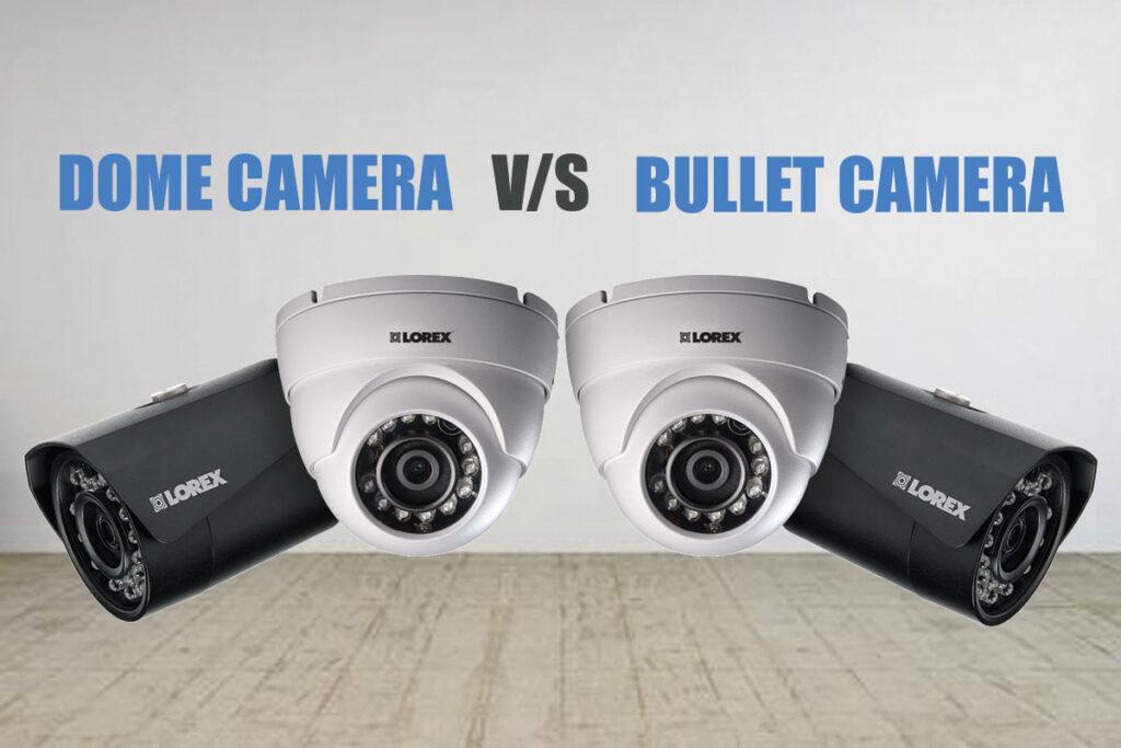 فرق دوربین دام و بولت