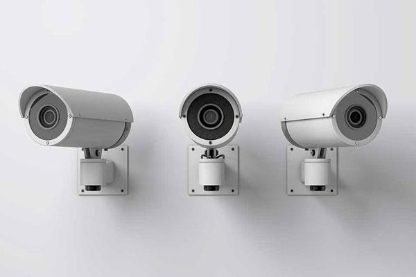 دوربین های مدار بسته IOT