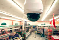 دوربین مدار بسته در فروشگاه