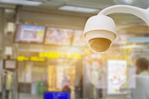 دوربین مدار بسته 4K برای کسب و کار