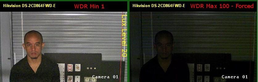 آموزش فعالسازی WDR در DVR هایک ویژن