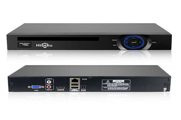 تنظیمات ضبط دستگاه NVR و DVR