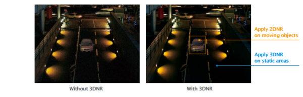 کاهش نویز دیجیتال در دوربین مداربسته